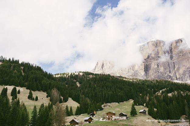 Von Meran nach Cortina d'Ampezzo Grosse Dolomitenstrasse4