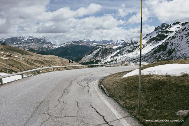 Von Meran nach Cortina d'Ampezzo Grosse Dolomitenstrasse7
