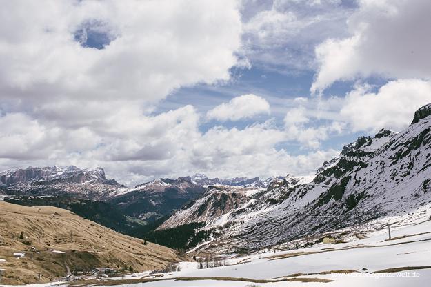 Von Meran nach Cortina d'Ampezzo Grosse Dolomitenstrasse8