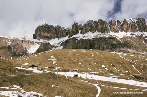 Von Meran nach Cortina d'Ampezzo Grosse Dolomitenstrasse9