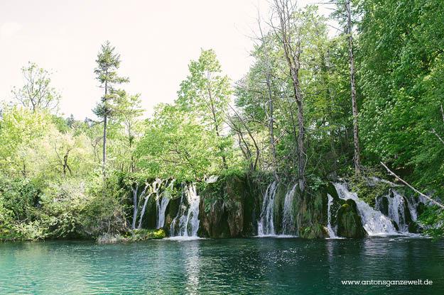 Plitvicer Seen in Kroatien mit Kindern11
