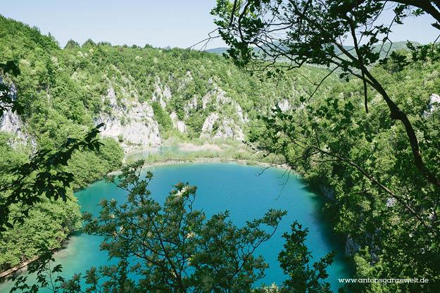 Plitvicer Seen in Kroatien mit Kindern5