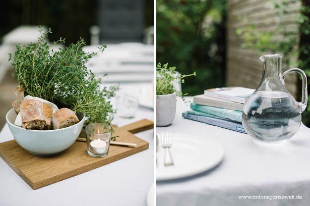 Sommerliches Grillen im Garten rose beton und blau3