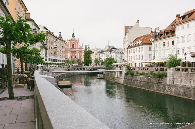 Wochenendtripp Ljubljana Slowenien 2
