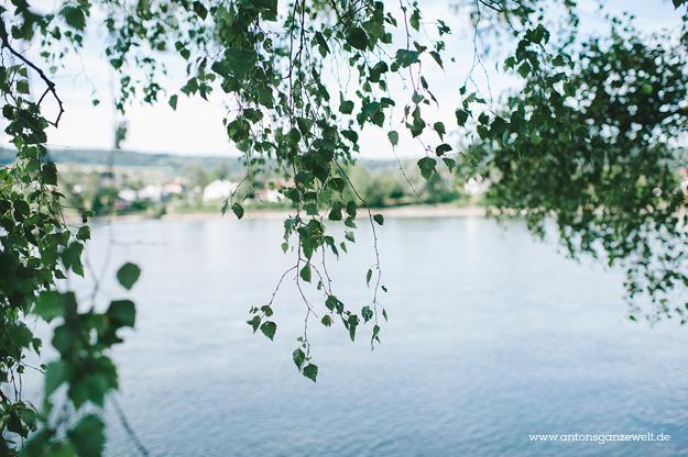 Spaiziergarng durch Stein am Rhein Schweiz