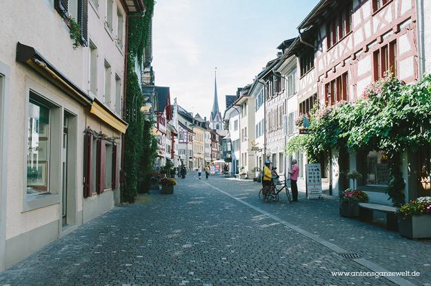 Spaiziergarng durch Stein am Rhein Schweiz10
