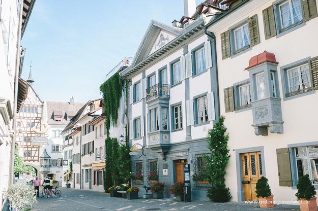 Spaiziergarng durch Stein am Rhein Schweiz12