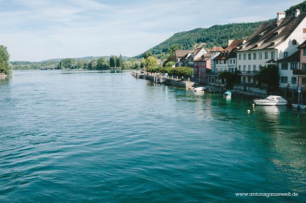 Spaiziergarng durch Stein am Rhein Schweiz13