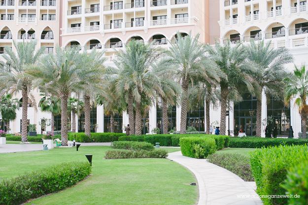 Erfahrung Ritz Carlton Abu Dhabi Hotel 2