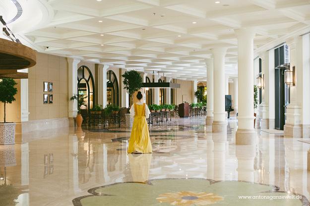 Erfahrung Ritz Carlton Abu Dhabi Hotel 9