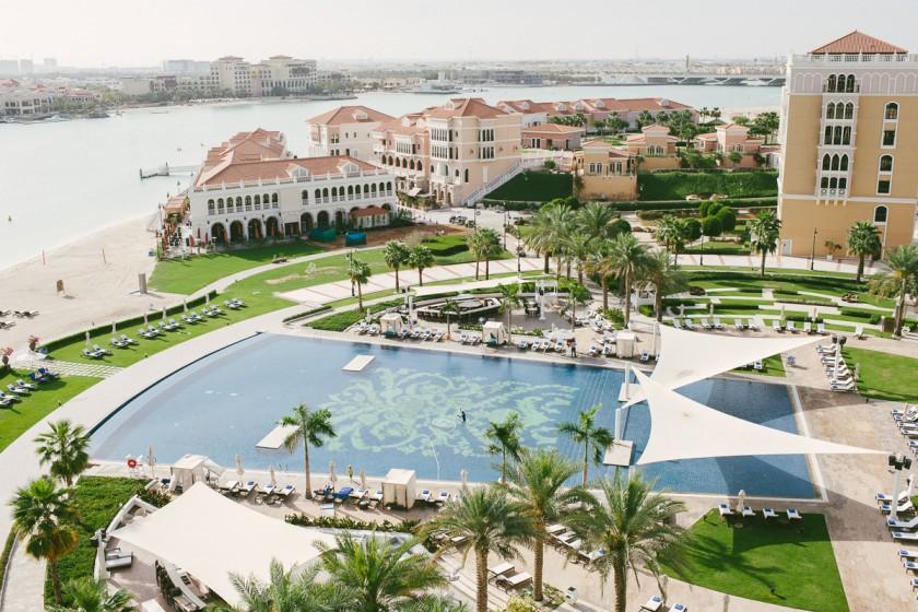 Hotel Ritz Carlton Abu Dhabi