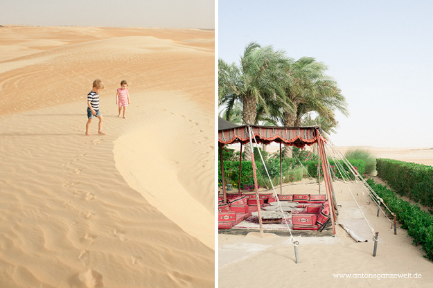 Wüste und Oasen in Abu Dhabi mit Kindern entdecken7