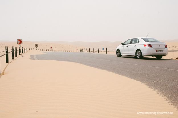Wüste und Oasen in Abu Dhabi mit Kindern entdecken9