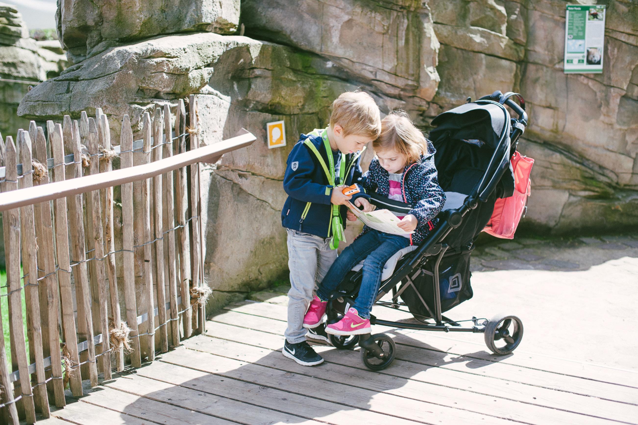 Tiptoi Rally im Zoo Karlsruhe4