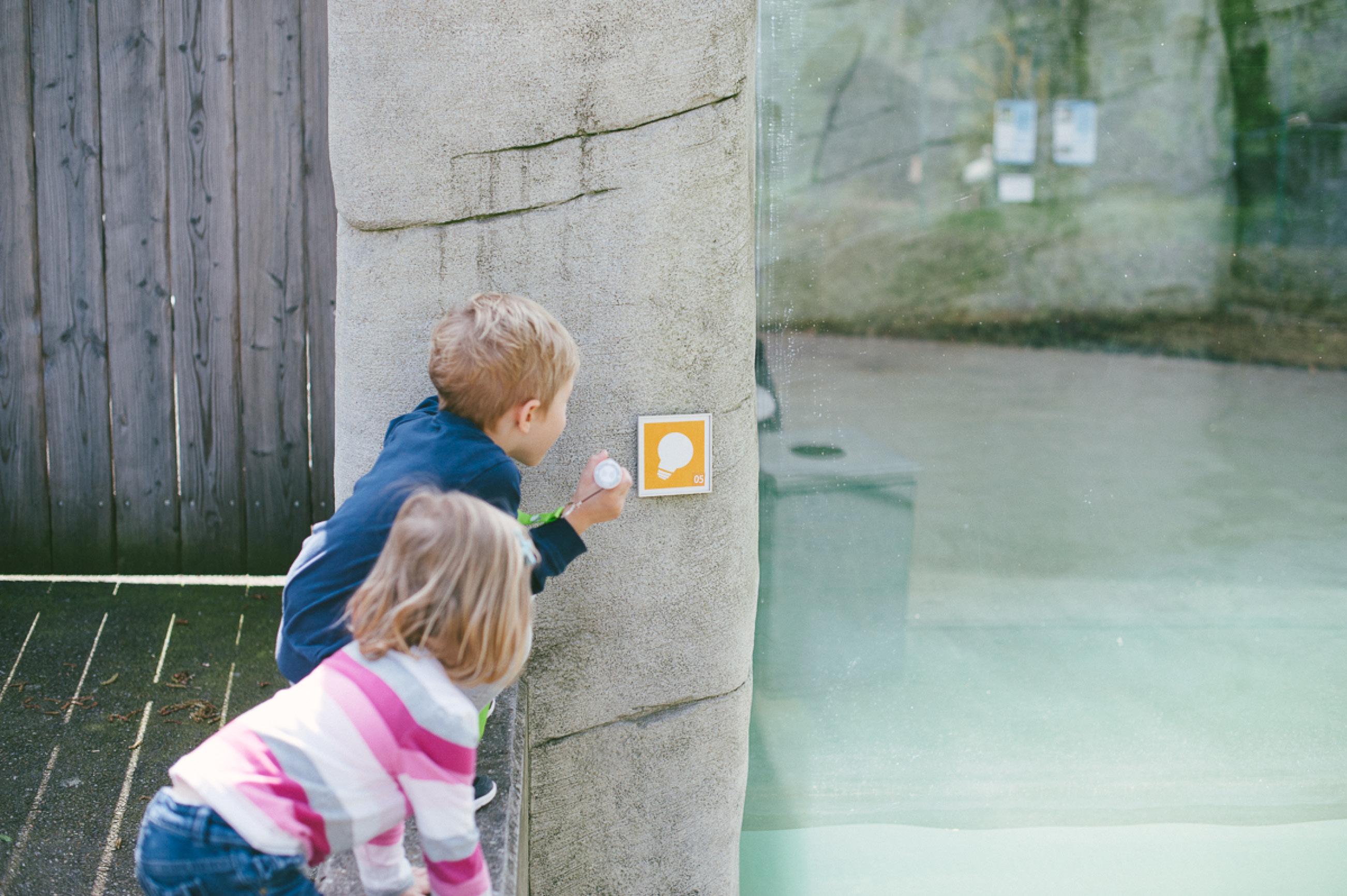 Tiptoi Rally im Zoo Karlsruhe6