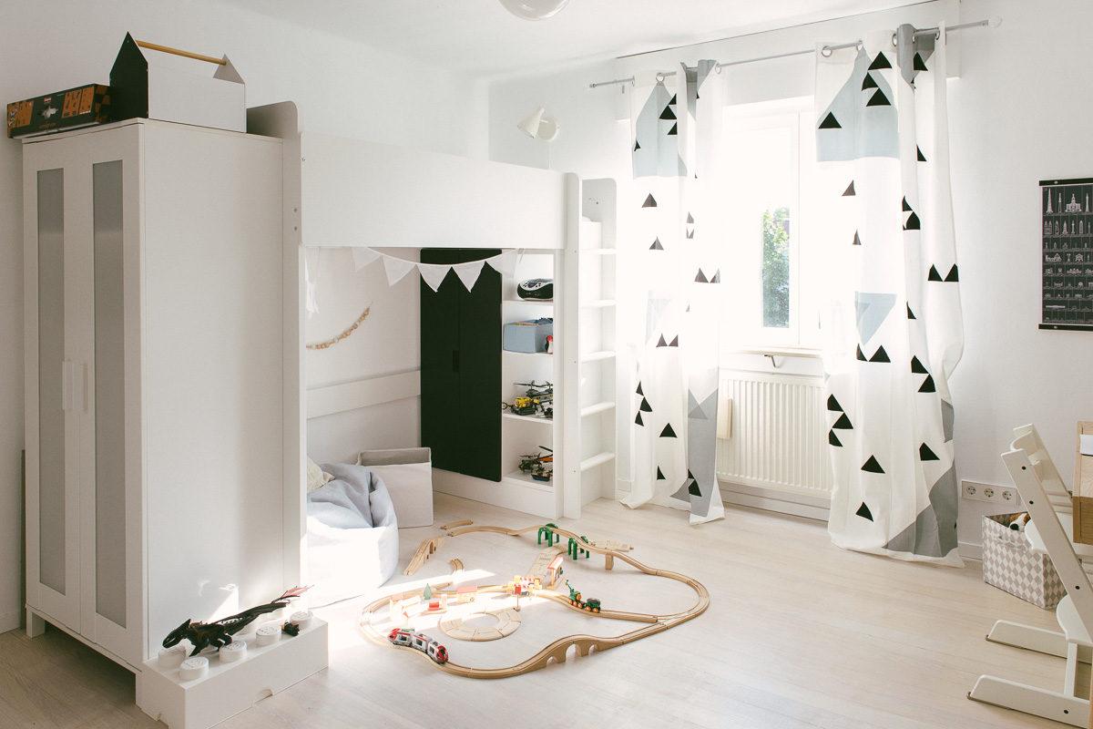 IKEA Stuva Hochbett Kinder Zimmer