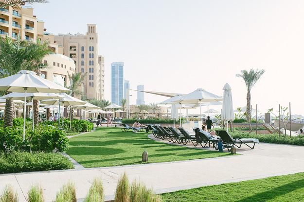 Hotel Fairmont Dubai Ajman2