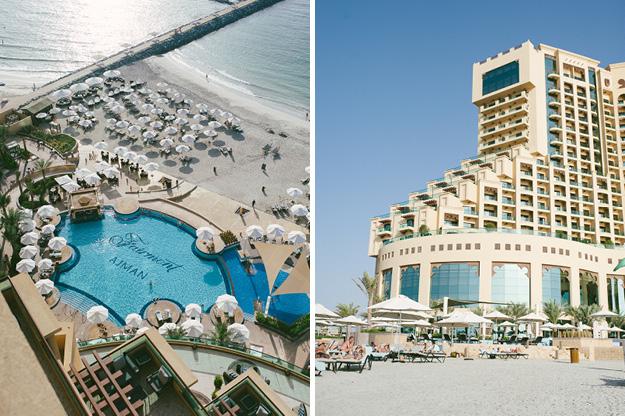 Hotel Fairmont Dubai Ajman4