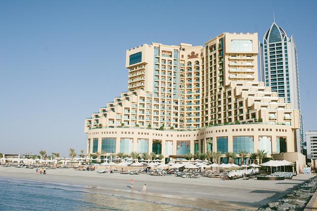 Hotel Fairmont Dubai Ajman5