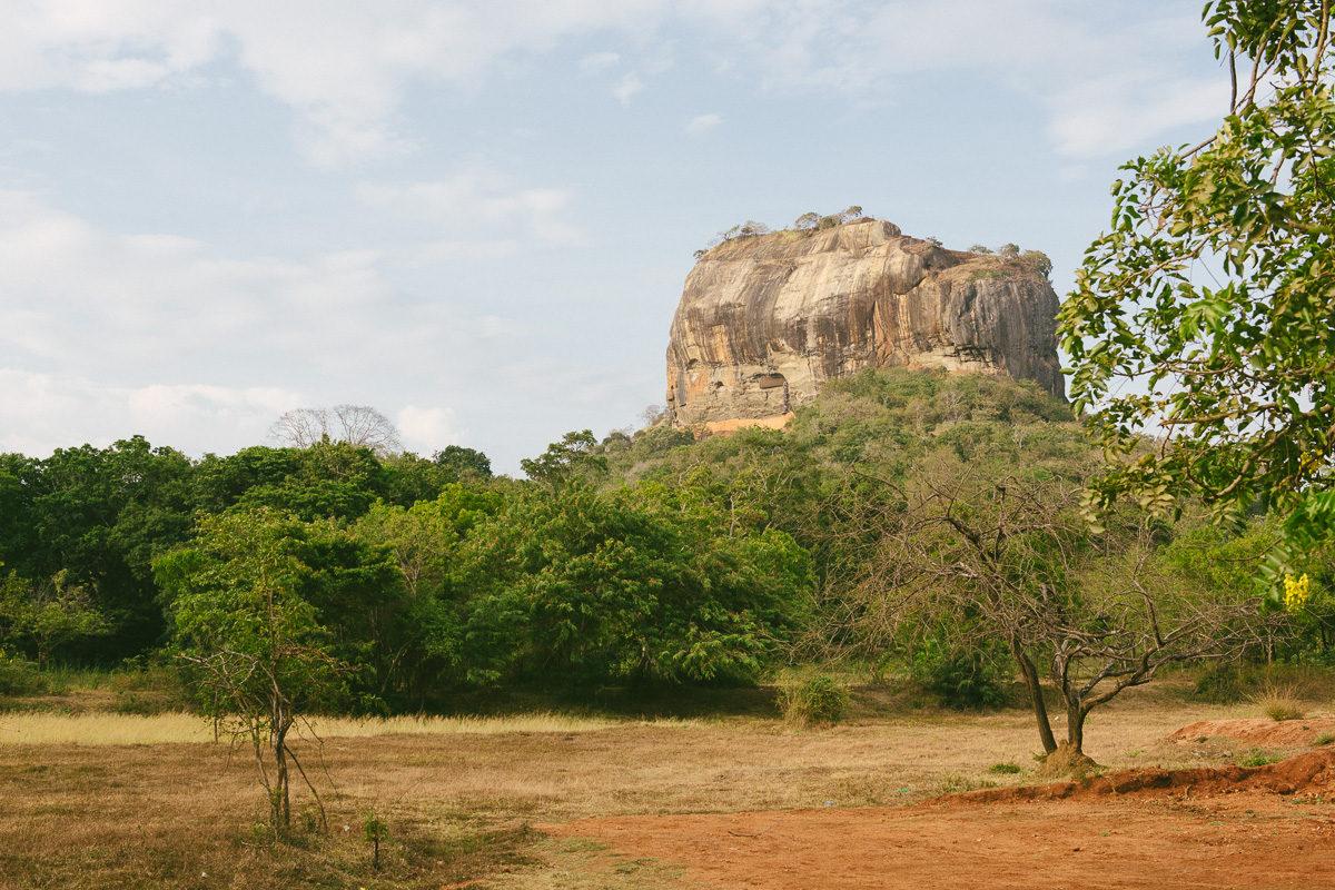 Sigiriya Sri Lanka Reise Blog Kinder