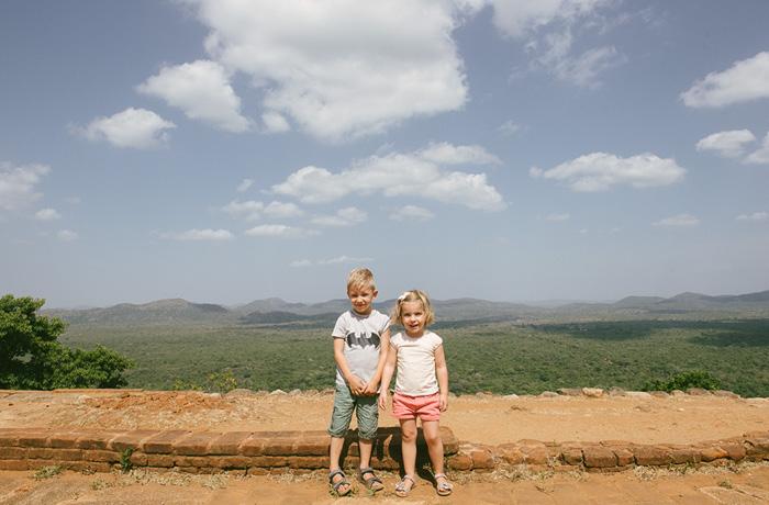 Sigiriya Sri Lanka Bild Reiseblog Antonsganzewelt Kinder17