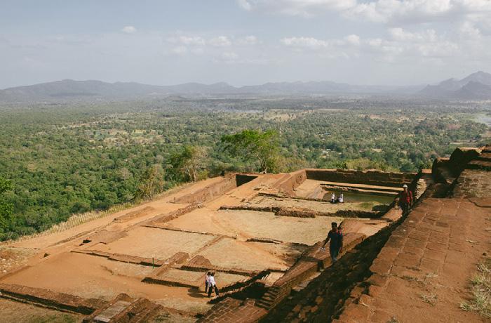 Sigiriya Sri Lanka Bild Reiseblog Antonsganzewelt Kinder21