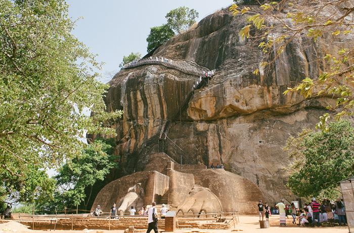 Sigiriya Sri Lanka Bild Reiseblog Antonsganzewelt Kinder8
