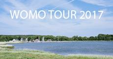 Wohnmobil Tour 2017