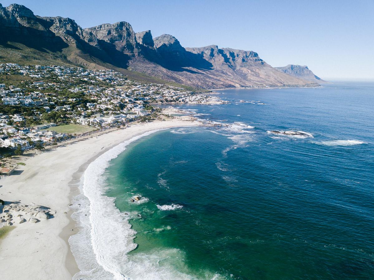 Küste Kapstadt